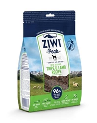 ZIWIPEAK DOG AIR-DRIED TRIPE & LAMB 5.5LBS