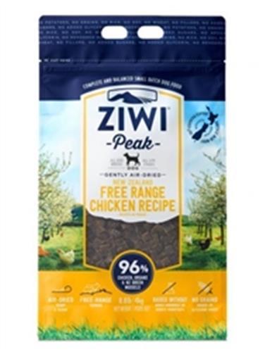 ZIWIPEAK DOG AIR-DRIED- FREE RANGE CHICKEN 5.5LBS