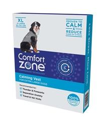 COMFORT ZONE CALMING DOG VEST EXTRA LARGE