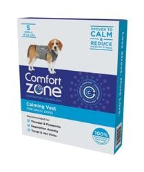 COMFORT ZONE CALMING DOG VEST SMALL