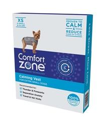 COMFORT ZONE CALMING DOG VEST X-SMALL
