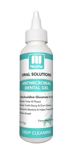 Antimicrobial Dental Gel - 4 oz. (Dog Only)