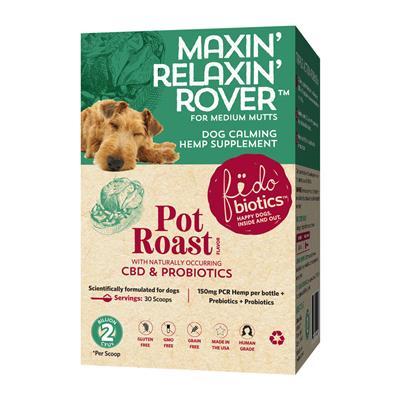(CBD) Maxin' Relaxin' Rover for Medium Mutts