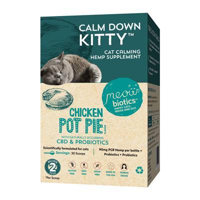 (CBD) Calm Down Kitty