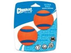 CHUCKIT! ULTRA BALL 2-PK MED