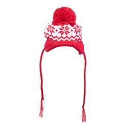 Fairisle Snowflake Hat