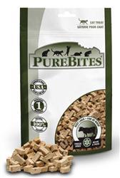PUREBITES 100% USDA FREEZE DRIED BEEF LIVER CAT TREATS .85OZ