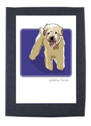 Wheaten Terrier - Grrreen Boxed Note Cards