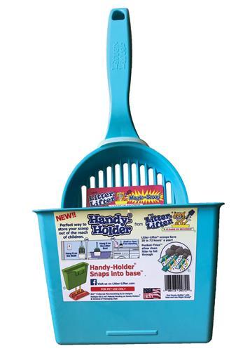 Litter Lifter Handy-Holder® Combo