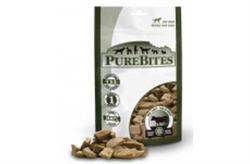 PUREBITES 100% USDA FREEZE DRIED BEEF LIVER DOG TREATS 4.2OZ