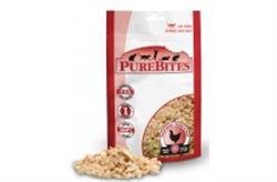 PUREBITES 100% USDA FREEZE DRIED CHICKEN BREAST CAT TREAT 1.09 oz