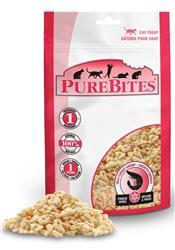 PUREBITES 100% USDA FREEZE DRIED SHRIMP CAT TREATS VALUE SIZE .53 OZ