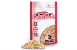 PUREBITES 100% USDA FREEZE DRIED SHRIMP CAT TREATS .28 OZ