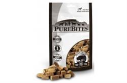 PUREBITES BISON DOG TREAT ENTRY BAG 1.23 OZ