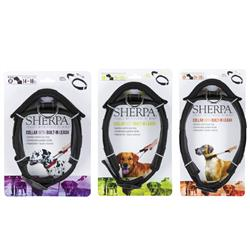 Dog Collar with Built in Leash by SHERPA