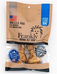Small Dog Bone Chicken Flavor- 2ct