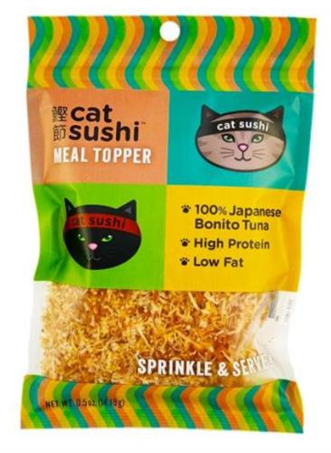 Cat Sushi Meal Topper 0.5 oz