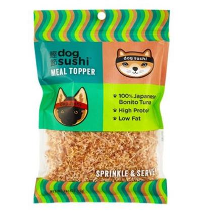 Dog Sushi Meal Topper 1 oz bags