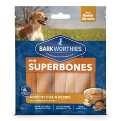 Peanut Butter Ancient Grain Recipe Superbones by Barkworthies