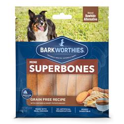 Chicken, Sweet Potato Grain-Free Recipe Superbones by Barkworthies