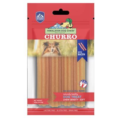 Himalayan Yaky Churro - Bacon