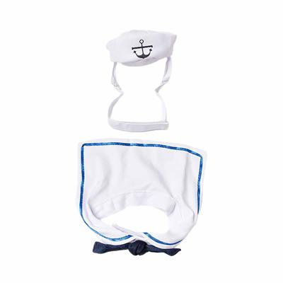Sailor Costume for Cats