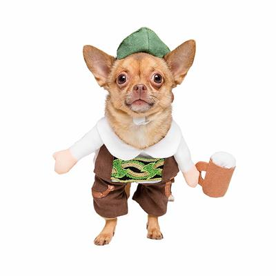 German Oktoberfest Dog Costume