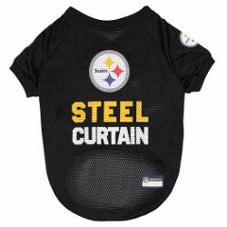 NFL Pittsburgh Steelers - Steel Curtain Dog Jersey