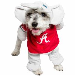 Alabama Lucky Dog Mascot Costume