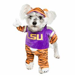LSU Lucky Dog Mascot Costume