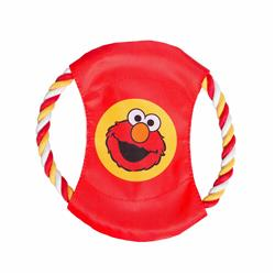 Elmo Frisbee Dog Toy