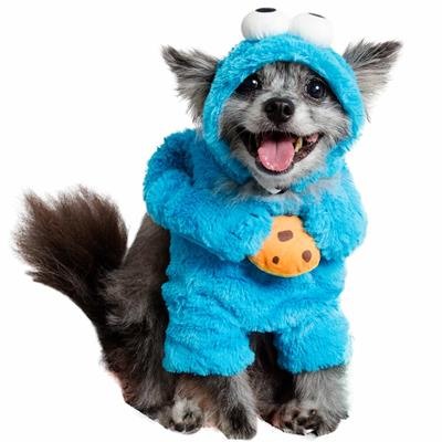 Cookie Monster Pet Costume