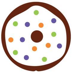 Spooky Donut