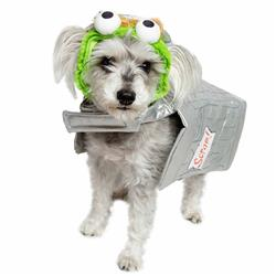 Oscar the Grouch Pet Costume