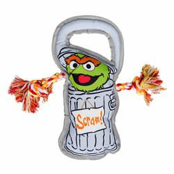 Oscar the Grouch Dog Toy