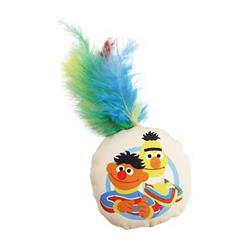 Bert & Ernie Cat Toy