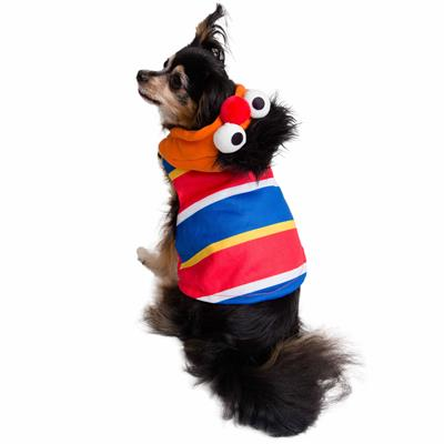 Sesame Street Ernie Hoodie for Dogs