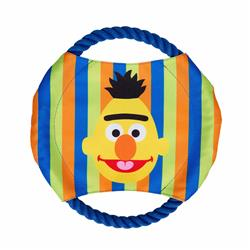 Bert & Ernie Frisbee Dog Toy