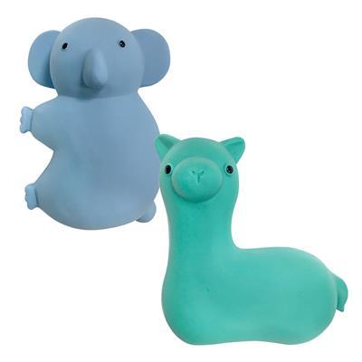 "Zoo Chew Latex Toy - Koala and Llama (4.5"")"
