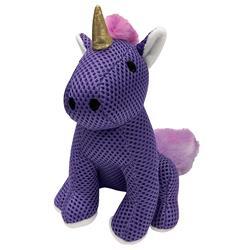 "Rainbow Bright Spiker - Purple Unicorn (7"")"