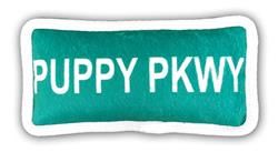 Puppy PKWY Plush Dog Toy