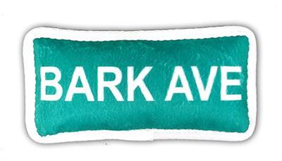 Bark Ave Plush Dog Toy