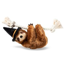 WITCHY SLOTH ON A ROPE