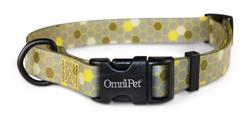 Honeycomb Attitudz Biothane Dog Collar / Lead
