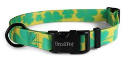 Lucky Gold Attitudz Biothane Dog Collar / Lead