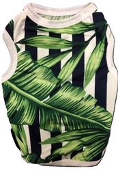Striped Palm Tank