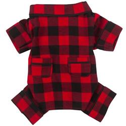 Buffalo Check Flannel Pajamas