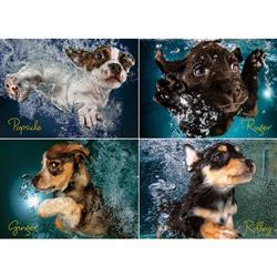 Underwater Puppies - 1000 Piece Puzzle