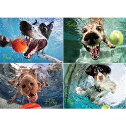 Underwater Dogs: Play Ball! - 1000 Piece Puzzle
