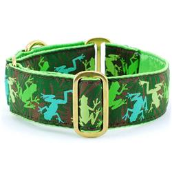 Coqui Jungle Satin Lined Collars & Leads
